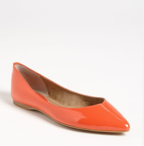 Nordstrom Moveover' Pointed Toe Flat $49.95