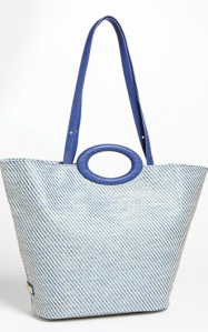 Nordstrom 'St. Martin' Tote ON SALE: $52.80