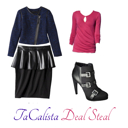 DEAL STEAL - Try this Look Out!